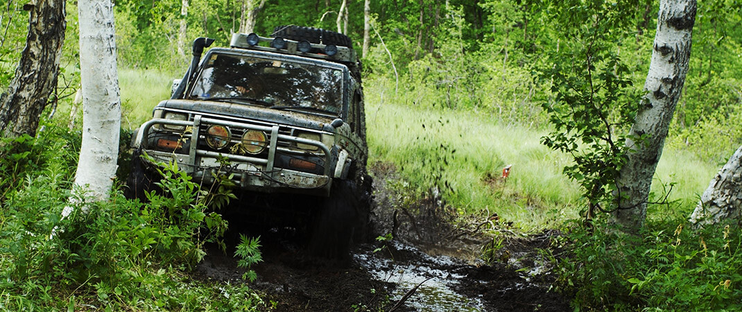 Test Your 4x4 Driving Skills in Cornwall